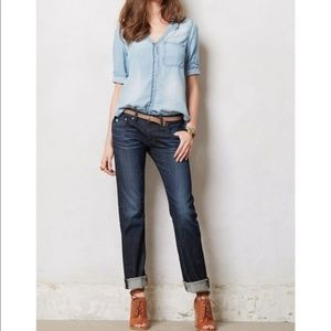AG Tomboy Relaxed Straight 19 Years Mesa  Jeans